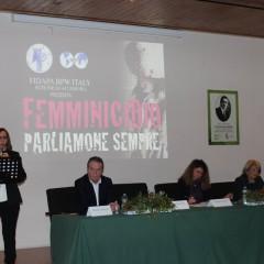"""Convegno Artistico """"Femminicidio: Parliamo sempre"""" – 27 Novembre 2015"""