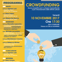 Convegno 10.11.2017 – Crowfunding