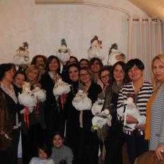 10 Dicembre 2017- Realizzazione puntale Albero di Natale e scambio auguri!
