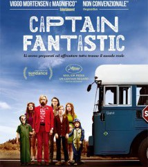 CINEFORUM 11 marzo 2018- CAPITAIN FANTASTIC