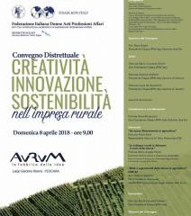 Assemblea Distretto Sud Est – Pescara 08 Aprile 2018