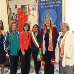 Visita Presidente Internazionale BPW – 07 Ottobre 2018