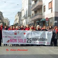 Giornata internazionale contro la violenza sulle Donne 2018