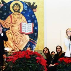 Grande affluenza per il concerto di Natale