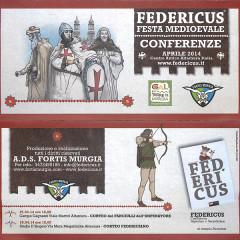 """Conferenza """"Donne nel periodo federiciano"""""""