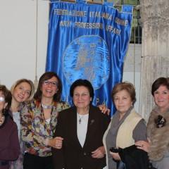 Visita delle Fidapine di Lamezia Terme. Domenica 25 Ottobre 2015