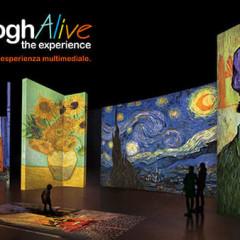Van Gogh Alive – The Experience – TEATRO MARGHERITA -BARI 03 FEBBRAIO 2019