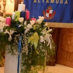 Cerimonia delle Candele 2017-  25° Anniversario Fidapa BPWItaly Sezione di Altamura