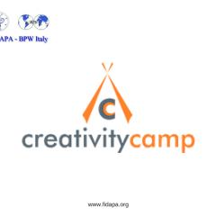 """""""Creativity Camp"""" Tavola Rotonda sul Bando Nazionale – Bari,  2 Dicembre 2016"""
