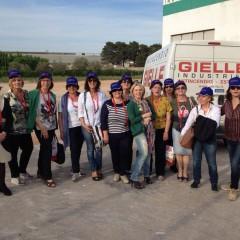 Visita all'azienda Gielle e Panificio Di Leo (Jesce)