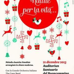 """Concerto di Natale al """"Buoncammino"""""""
